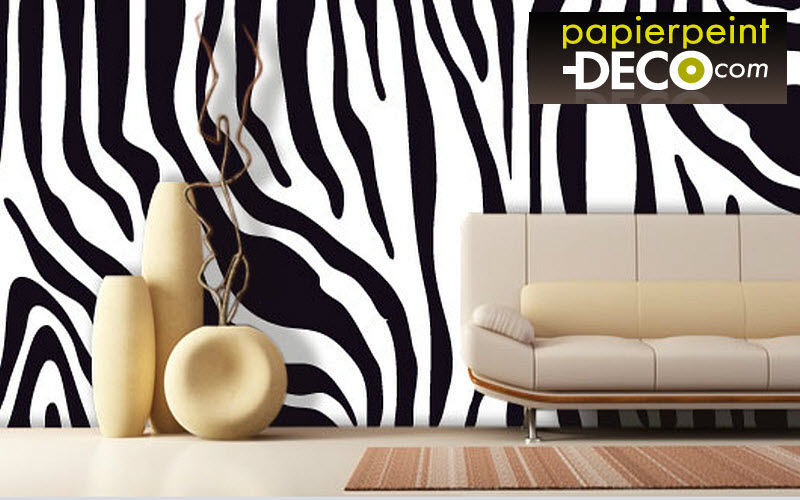 Papier peint déco Personalised wallpaper Wallpaper Walls & Ceilings Living room-Bar | Elsewhere