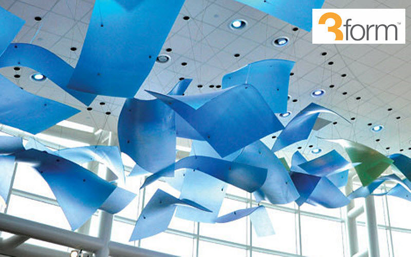3-FORM Ceiling Ceilings Walls & Ceilings  |
