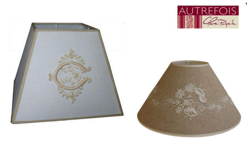 Autrefois Claire Puyala Lampshade Lampshades Lighting : Indoor  | Cottage
