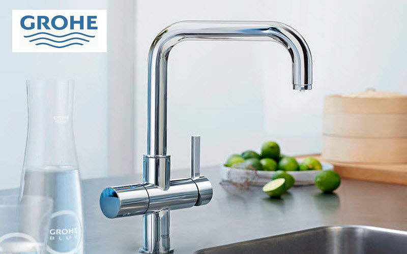 Grohe Kitchen mixer tap Kitchen taps Kitchen Equipment  |