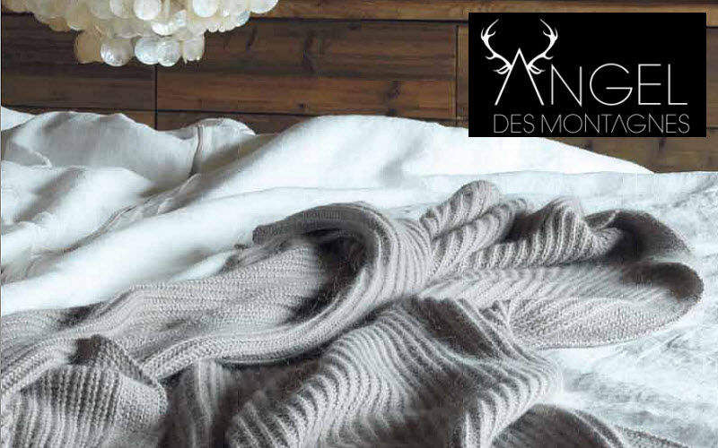 Angel Des Montagnes Blanket Bedclothes Household Linen  |