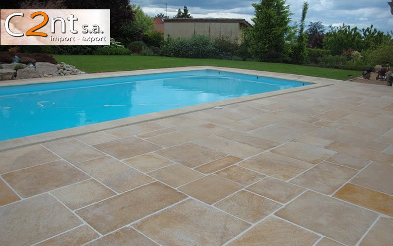 C2nt Pool deck Kerbs and borders Swimming pools and Spa  |