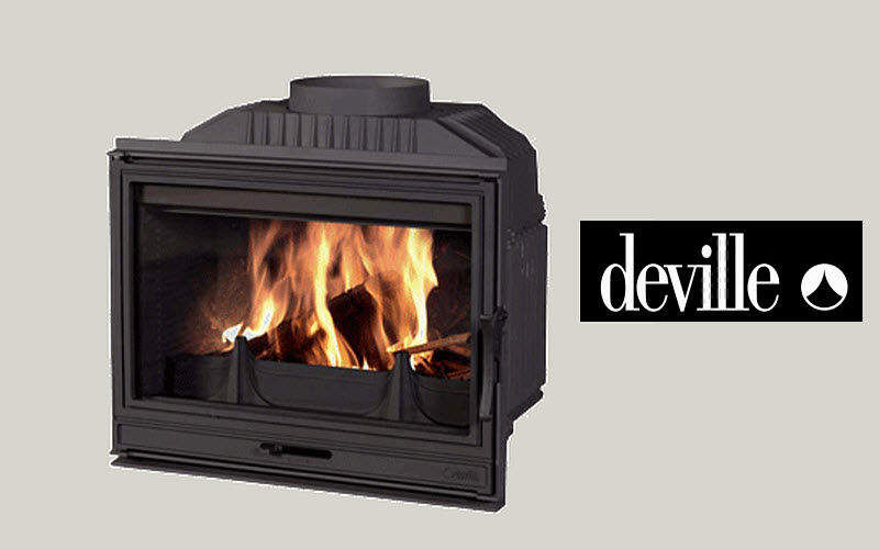 Deville Fireplace insert Stoves, hearths, enclosed heaters Fireplace  |