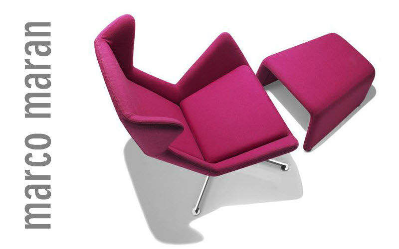 MARCO MARAN Armchair and floor cushion Armchairs Seats & Sofas  |
