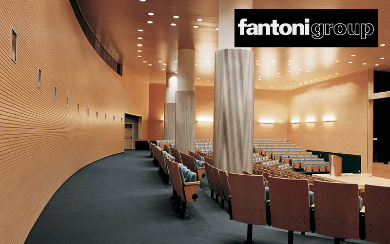 Fantoni Acoustic panel Partitions Walls & Ceilings  |