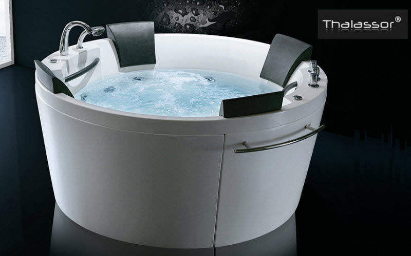 Thalassor Whirlpool bath Bathtubs Bathroom Accessories and Fixtures  |