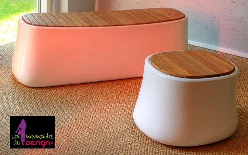 LA NOMADE DU DESIGN Blanket chest Benches Seats & Sofas  |