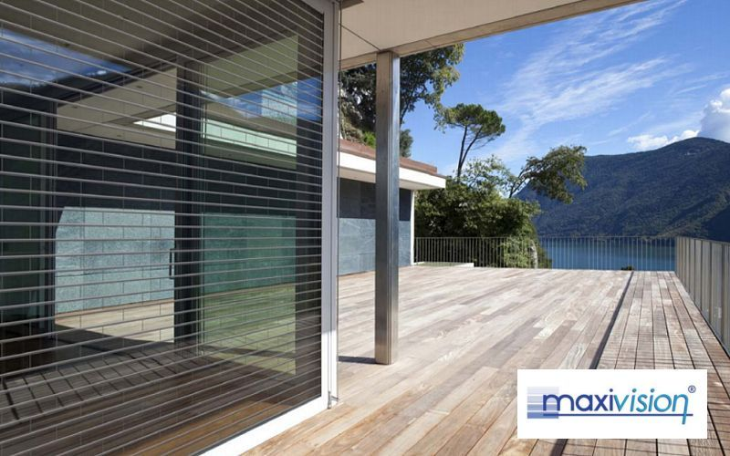 MAXIVISION Rolling shutter Shutters Doors and Windows  |