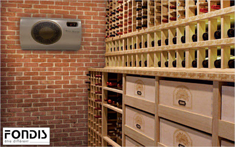 FONDIS®-ETRE DIFFERENT Wine cellar conditioner Wine cellar House Equipment | & Wine cellar conditioner - Wine cellar | Decofinder