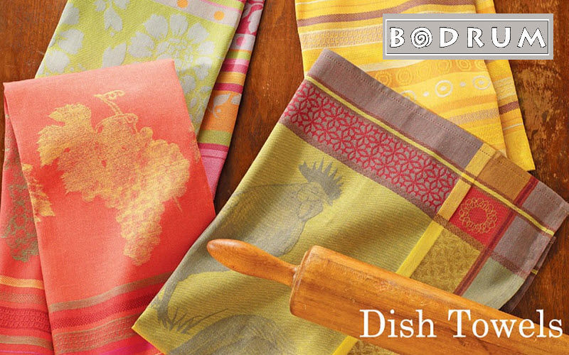 Bodrum Tea towel Kitchen linen Household Linen  |