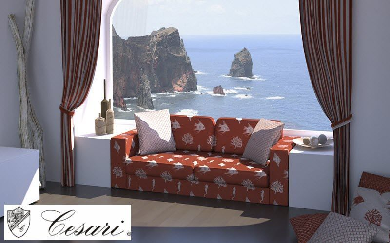 Cesari Tessuti Per Arredamento Fabric by the metre Furnishing fabrics Curtains Fabrics Trimmings  |