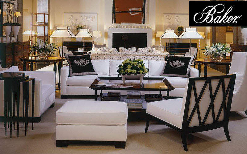 Baker Lounge suite Drawing rooms Seats & Sofas  |