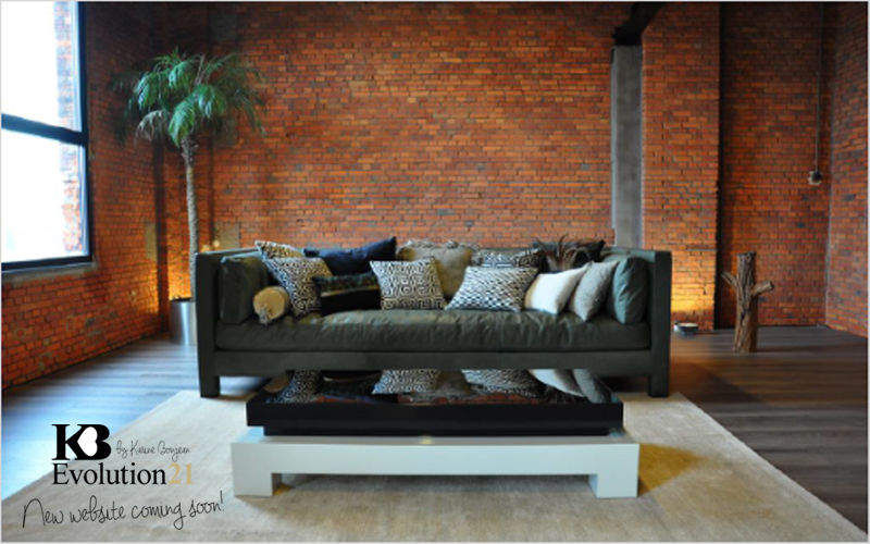 EVOLUTION21 BY KARINE BONJEAN 4-seater Sofa Sofas Seats & Sofas  |