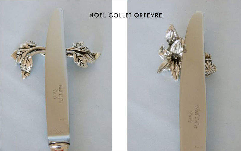 NOEL COLLET Orfèvre Knife rest Knives Cutlery  |