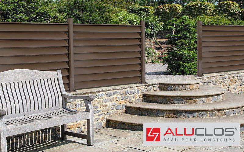 ALUCLOS Screen Fences and borders Garden Gazebos Gates...  |