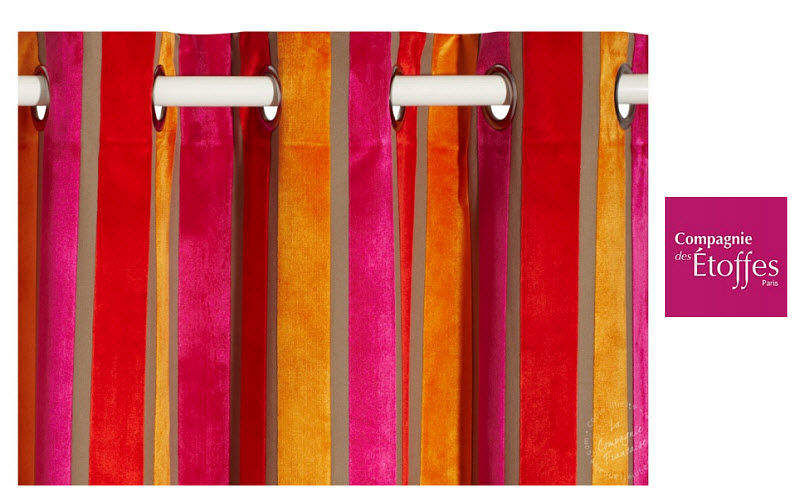 La Compagnie Des Etoffes Ready to hang curtain Curtains Curtains Fabrics Trimmings  |