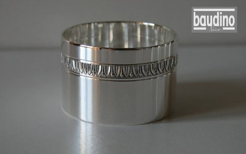 ORFEVRERIE BAUDINO Napkin ring Various table accessories Tabletop accessories  |