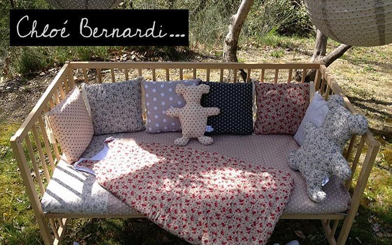 CHLOE BERNARDI Children's bed linen set Baby bed linen Children's corner   