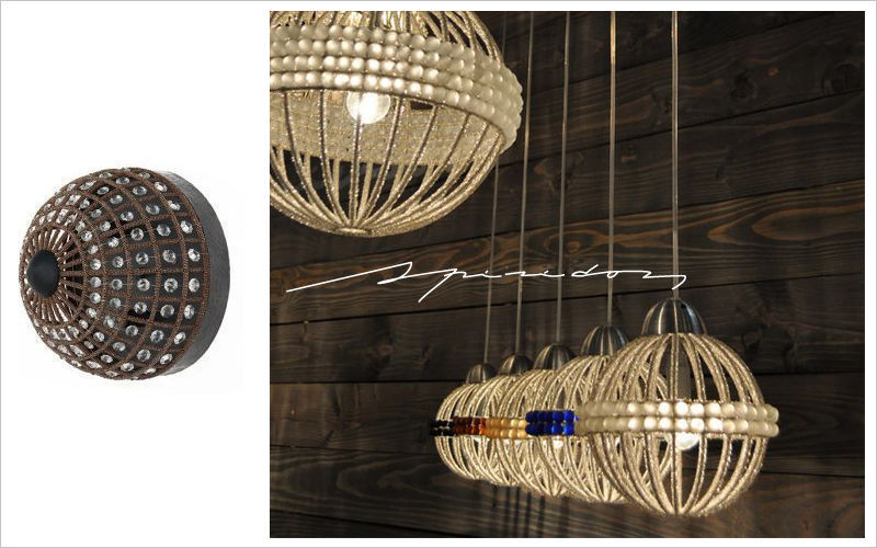 Spiridon Multi-light pendant Chandeliers & Hanging lamps Lighting : Indoor  |