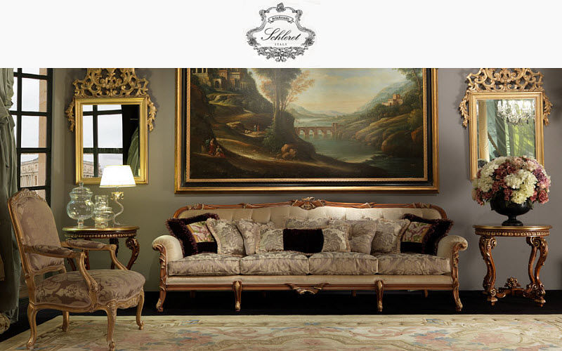 Schleret Lounge suite Drawing rooms Seats & Sofas  | Classic