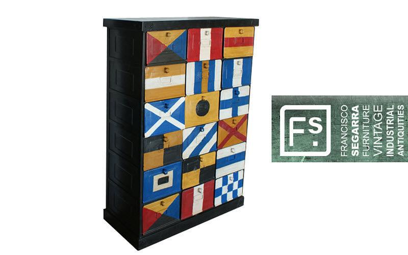 FRANCISCO SEGARRA Drawer chest Chest of drawers Storage  | Seaside