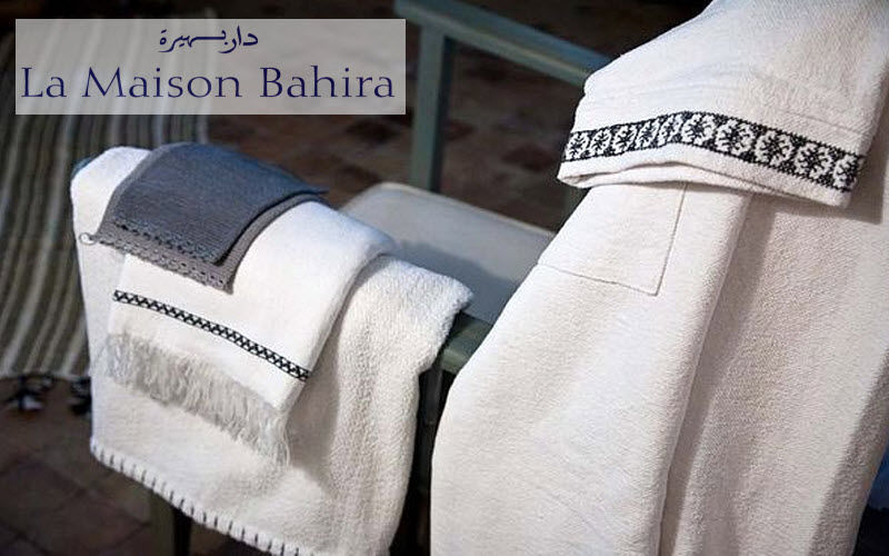 LA MAISON BAHIRA Bath towel Bathroom linen Household Linen  |