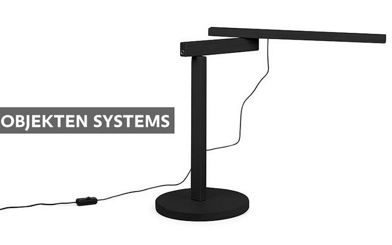 OBJEKTEN SYSTEMS Desk lamp Lamps Lighting : Indoor  |