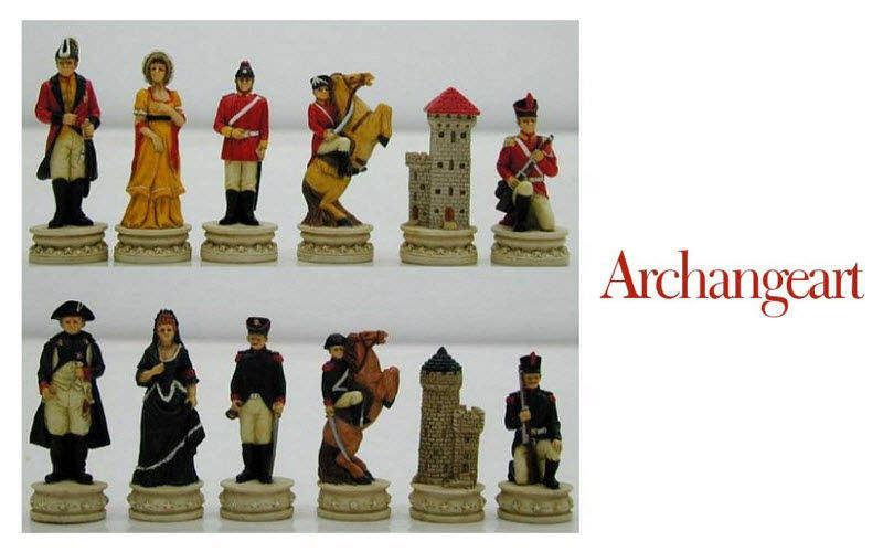 ARCHANGEART Chess game Board games Games and Toys  |