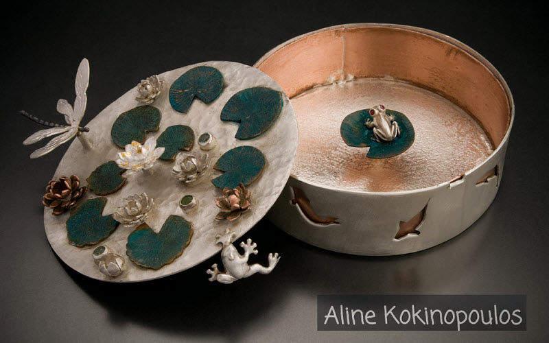 Aline Kokinopoulos Decorated box Decorative boxes Decorative Items  |