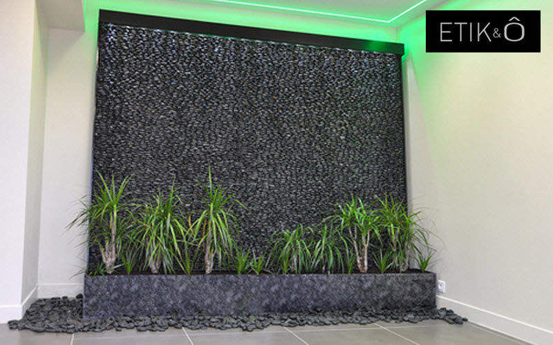 ETIK&O Water wall Water feature walls Walls & Ceilings  |