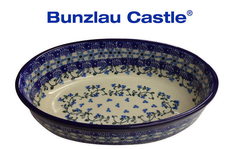 BUNZLAU CASTLE Oval dish Plates Crockery  | Cottage