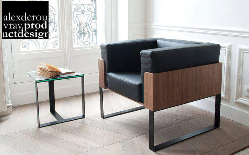 ALEX DE ROUVRAY Armchair Armchairs Seats & Sofas  |