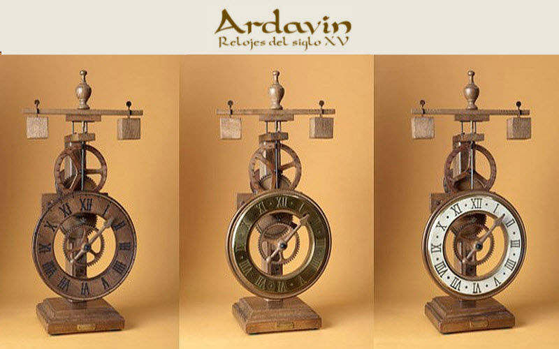 HORLOGES XVÈME SIÈCLE ARDAVIN Desk clock Clocks, Pendulum clocks, alarm clocks Decorative Items  |