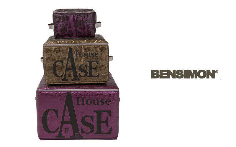 BENSIMON COLLECTION Storage box Boxes and cases for dressing Wardrobe and Accessories  |