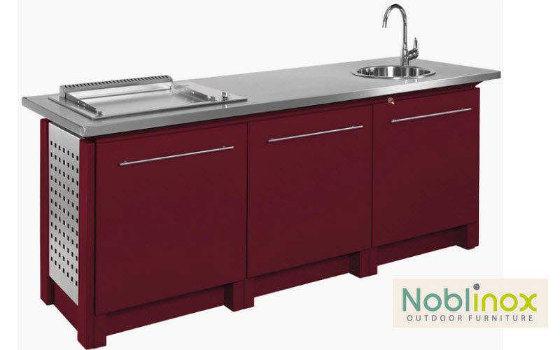 NOBLINOX Outdoor kitchen Fitted kitchens Kitchen Equipment   