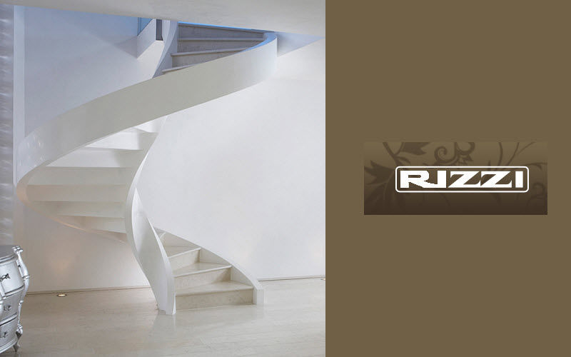 RIZZI Spiral staircase Stairs and ladders House Equipment  |