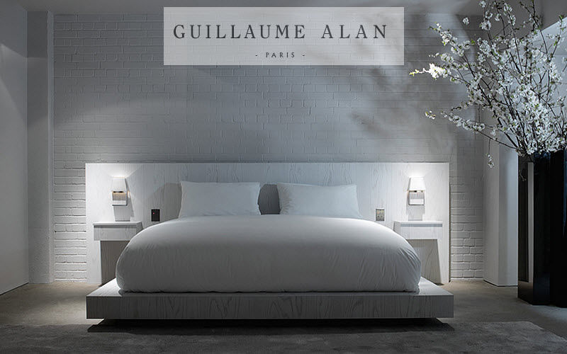 Guillaume Alan Double bed Double beds Furniture Beds  |