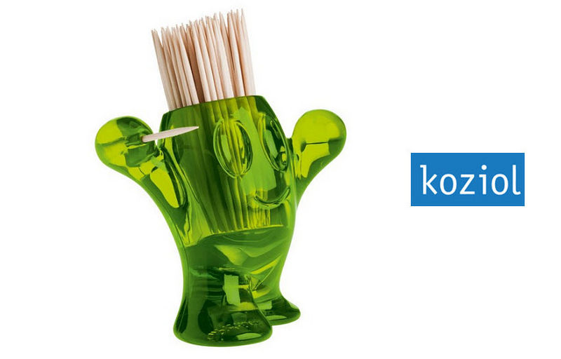 Koziol Toothpick holder Various table accessories Tabletop accessories  |