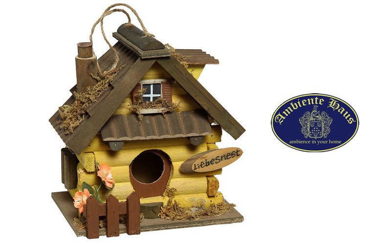 Ambiente Birdhouse Garden ornaments Outdoor Miscellaneous  | Cottage