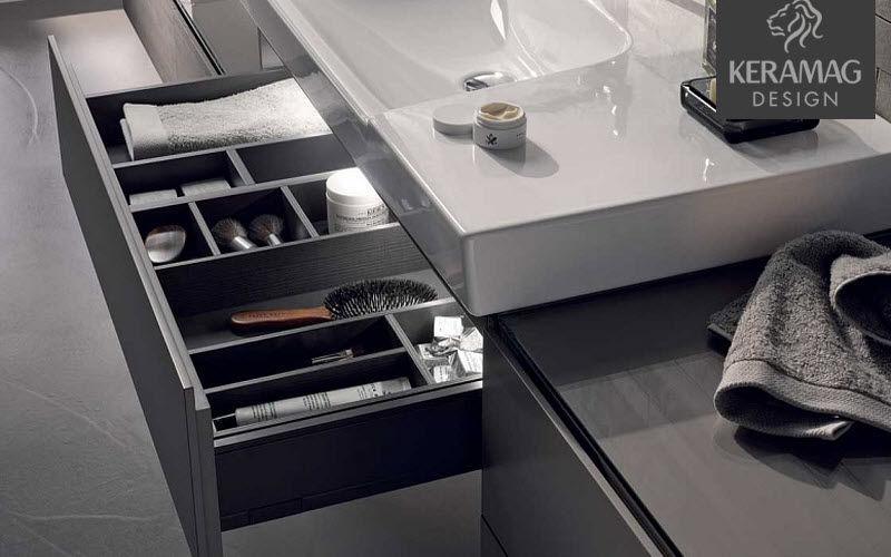 KERAMAG Under basin unit Bathroom furniture Bathroom Accessories and Fixtures  |