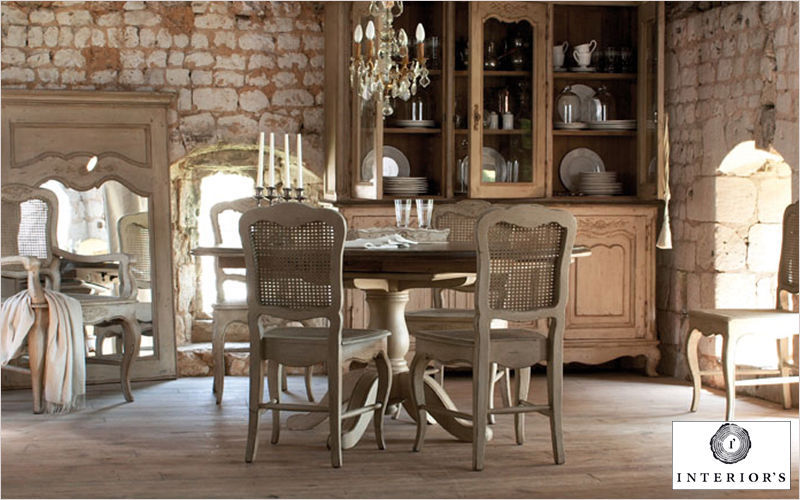 INTERIOR'S Round diner table Dining tables Tables and Misc. Dining room | Cottage