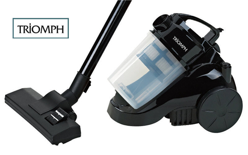 TRIOMPH Canister vacuum Vacuum cleaner House Equipment  |