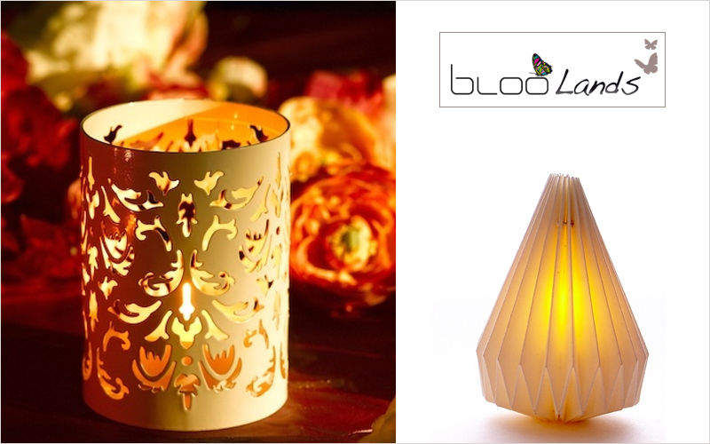 BLOOLANDS Candle jar Candles and candle-holders Decorative Items  |