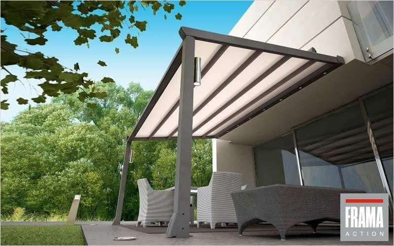 FRAMA ACTION Pergola Huts and gazebos Garden Gazebos Gates...  |