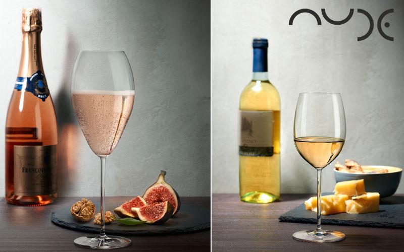 NUDE Goblet Glasses Glassware  |