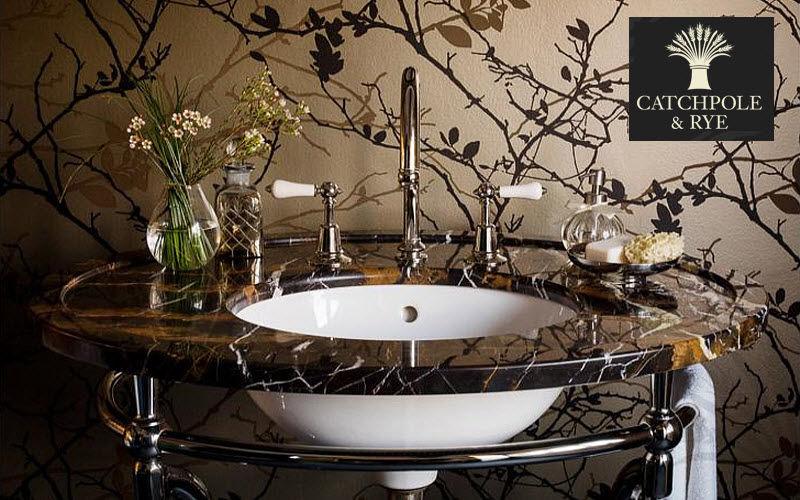 Catchpole & Rye Pedestal washbasin Sinks and handbasins Bathroom Accessories and Fixtures  |
