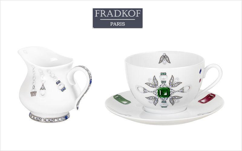 FRADKOF Creamer bowl Pots Crockery  |