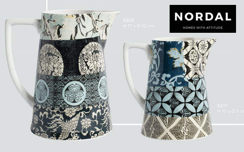 Nordal Pitcher Bottles & Carafes Glassware  |