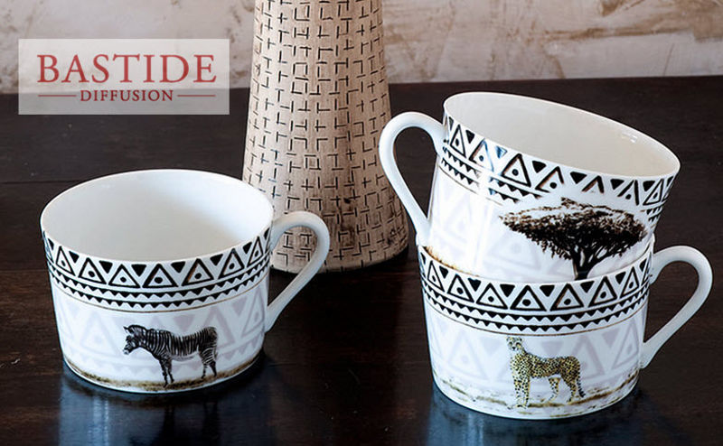 TABLE PASSION - BASTIDE 1880 Tea cup Cups Crockery   