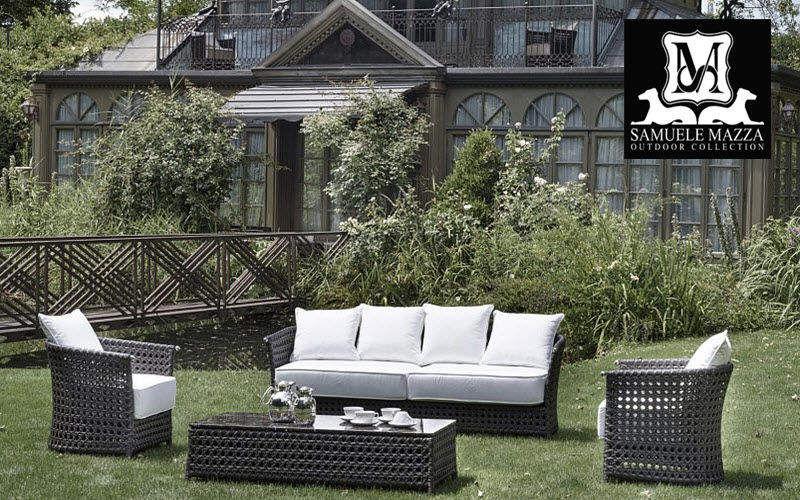 SAMUELE MAZZA OUTDOOR COLLECTION Garden furniture set Complet garden furniture sets Garden Furniture  |